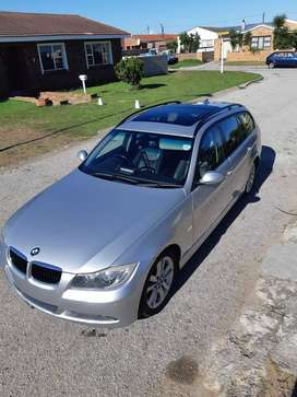 Bmw 320I E91for sale or to swop for E90 320D