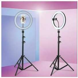 New! LED Ring Light with tripod stand, 120 Led ring light Size:26CM, 3