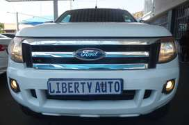 2014 #Ford #Ranger 3.2 XLS 4X4 #Super #Extended #Cab #Bakkie #Manual 8