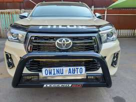 Used 2020 Toyota hilux 2.8 GD6 A/T Extra cab ledgeng50