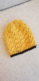 Żółta czapka LOMAN