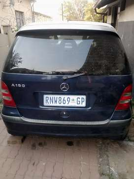 Mercedes A 160 For Sale