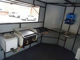 MOBILE KITCHEN ON SPACIAL