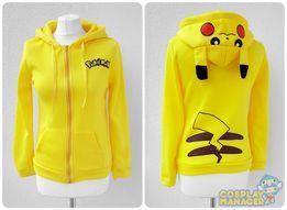 Bluza z kapturem Pokemon anime cosplay zabawna / 2 rozmiary