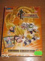Коллекционные карточки по аниме dragonball z
