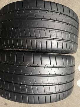255 30 R19 Michelin Run Flat Tyres