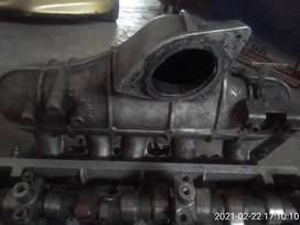 VW Crafter intake mainfold