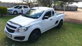 Well looked after bakkie ready for a new home