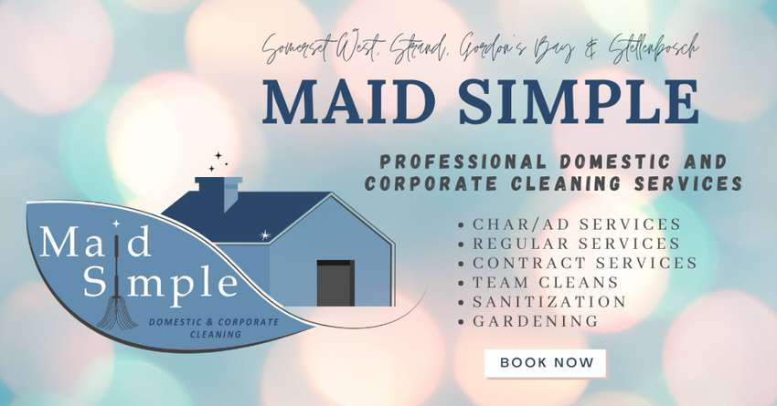 Maid Simple Cleaning