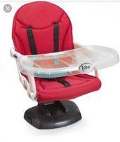 Стульчик-бустер Cam Idea. Стульчик для кормления можно крепить к стулу