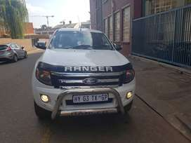2016 Ford Ranger 2.4 Double Cap for sale