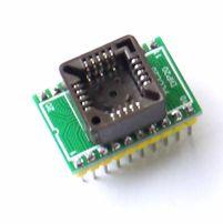Адаптер к программаторам: PLCC20 to DIP20 20