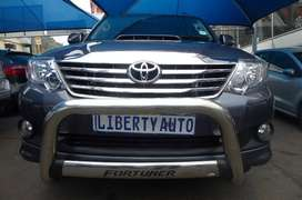 2014 Toyota Fortuner 3.0 D-4D 4x2 7 Seater 55,000km Liberty Auto