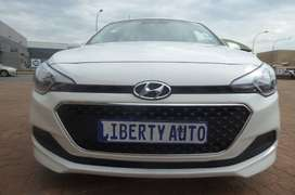 2017 #Hyundai #i20 1.2 #Motion #Hatch 60,000km Manual LIBERTY AUTO