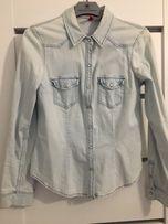 Koszula jeans H&M
