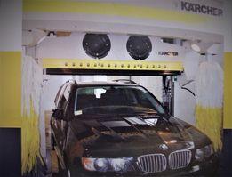 Портальная автомобильная мойка Karcher CWP 8307