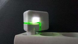 Адаптер зарядка блок питания светильник ночник 2/два usb 1А