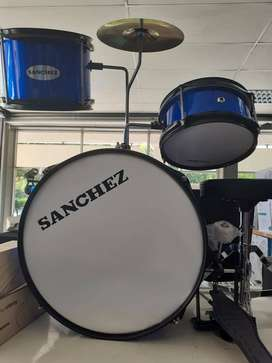SANCHEZ JUNIOR DRUMS