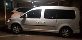 2012 vw Caddy max 7 seater