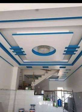 CEILING, TILLING and RENOVATION
