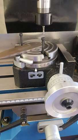 Hv Rotary Table 5 inch