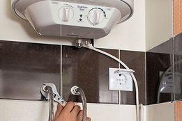 Чистка бойлера, ремонт и установка водонагревателей