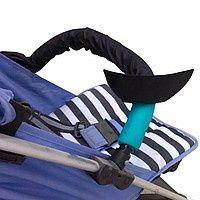 Чехол на бампер ,ручку детской коляски.