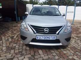 2020 Nissan Almera 1.6  automatic 57 000km for sale