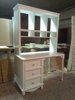 Мебель деревянная на заказ + столярка и изделия из дерева + покраска