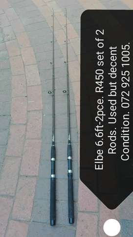 Fishing Elbe 6.6Ft Rods