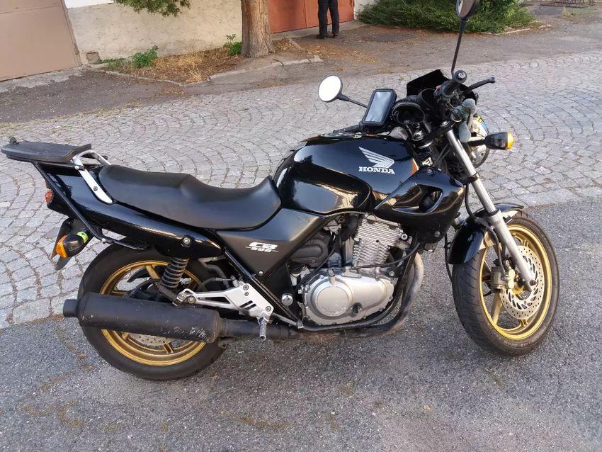 Honda cb500 0