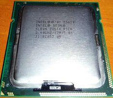 Процессор Socket lga 1366 Xeon X58 E5504 E5540 E5620 W3520 W3565