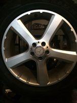 Диски оригинальные Mercedes GL 164 R20 275/55