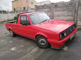 93  1.3  4speed vw caddy bakkie