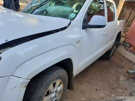 VW 2.0 Tdi Amarok double cab stripping for spares