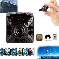 Мини Камера AMBERTEK SQ10Full HD с Ноной подсветкой датчиком движения