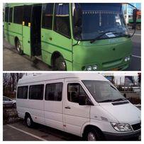 Автобус-микроавтобус заказ,аренда с водителем,розвозка сотрудников ТРЦ