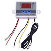 Термореле терморегулятор XH-W3001 220В 10А