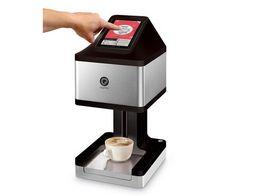 Ripple Maker. Кофе принтер. Печать на кофе. Селфи кофе. Кава принтер