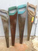 заточу ручные пилы по дереву,ножи и другие инструменты