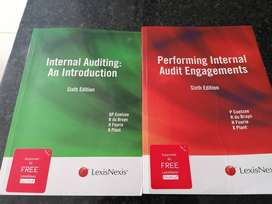 Internal Auditing an Introduction and performing int audit engagement
