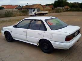 Toyota Corolla u just start and go