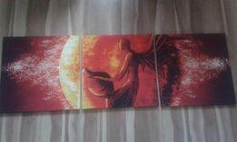 Obraz tryptyk- 150x50 cm