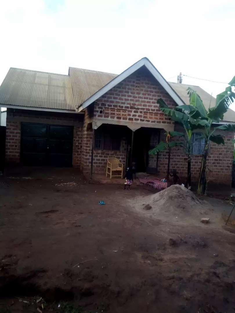 Kasangati 2bedroomed house on 50by60ft for sale 0