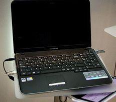 Продажа Ноутбука Samsung X520 по запчастям