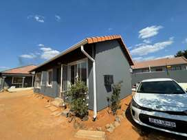 3 Bedroom house to Rent  in Cosmo City Ext 8 for R 6 000