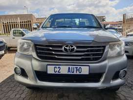 2015 Toyota Hilux 2.5 D-4D 4x2 Single Cab Manual