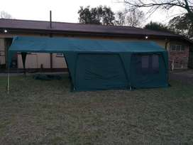 Camp Master - Family Lodge Tent