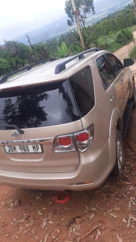 Fortuner For Sale - Used vehicle