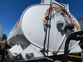 Price Drop On This GRW 48 000 Litre Fuel Tanker ( Petrol And Diesel )